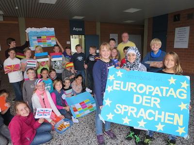 Europäischer Tag der Sprachen 2013