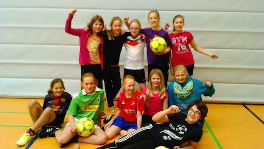 Kreismeisterschaften Mädchenfußball