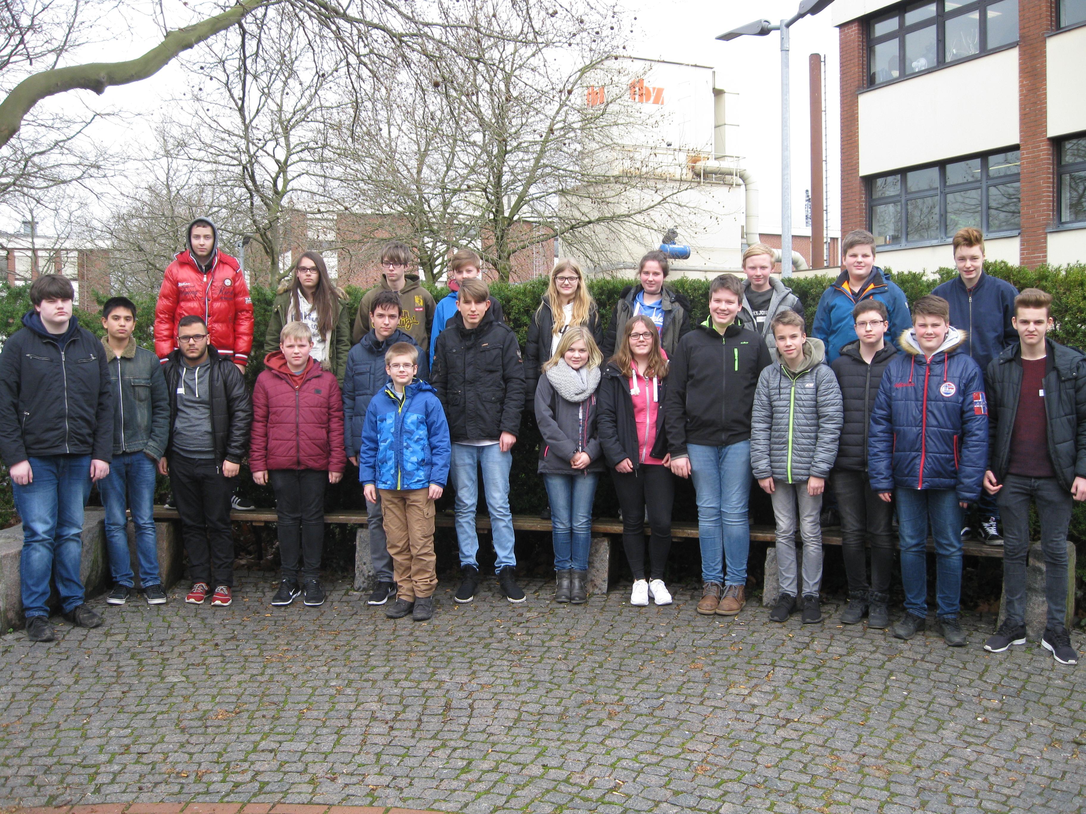 Verler Gesamtschüler nehmen erfolgreich am MINT-Camp in Paderborn teil