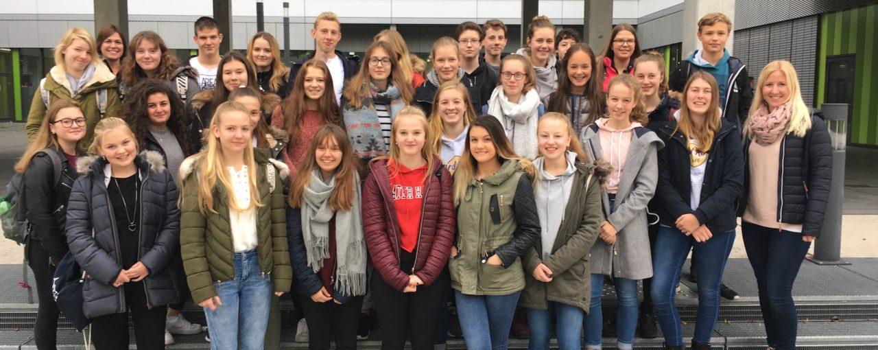 Begabungsförderung – Ein Tag im Leben eines Studenten