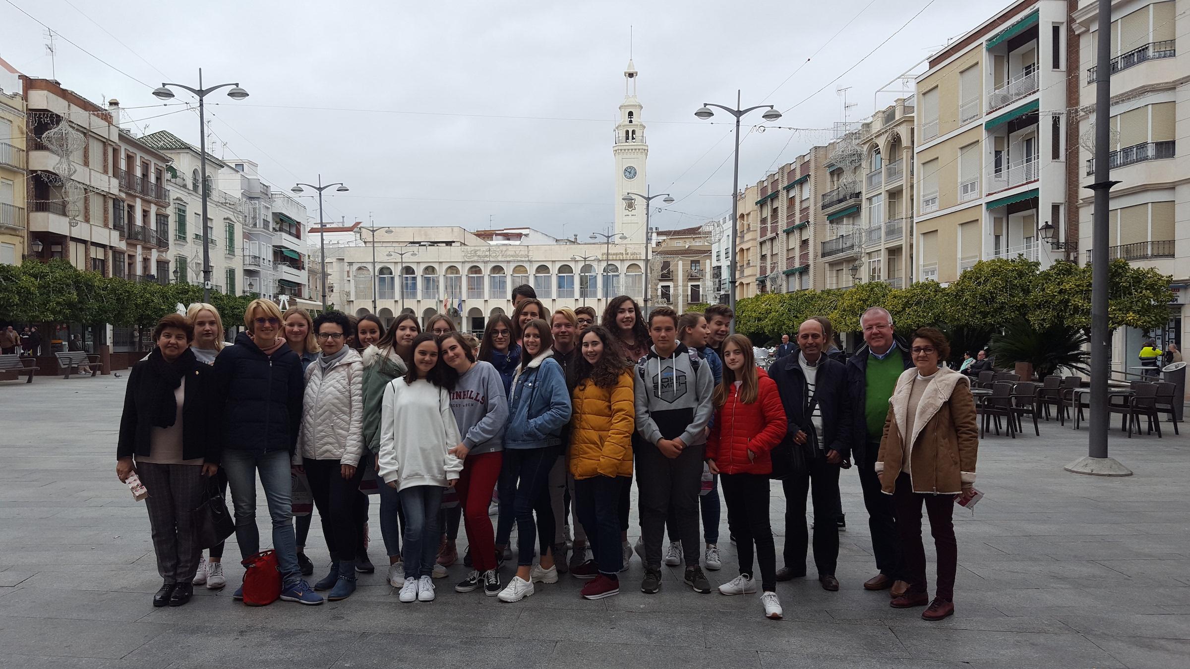 Die Gesamtschule Verl erneut zu Gast in Andalusien