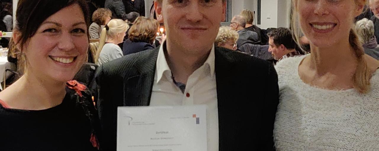 Nicolai Domscheit nimmt seinen Dienst als Schulseelsorger an der Gesamtschule Verl auf