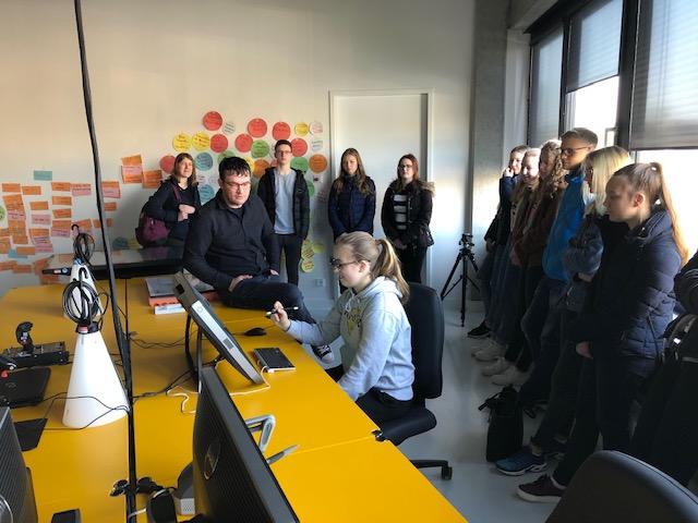 Exkursion zur Hochschule Hamm-Lippstadt